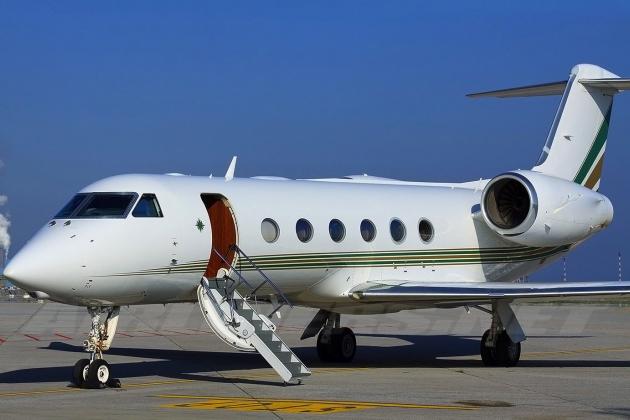 Gulfstream G350. Foto. Caratteristiche.