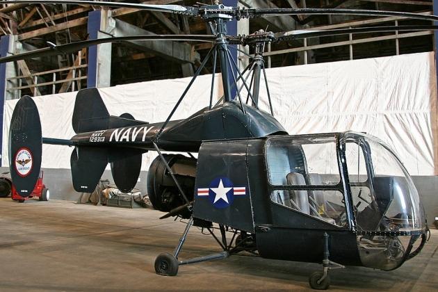 L'hélicoptère Kaman K-240. Spécifications. Photo.