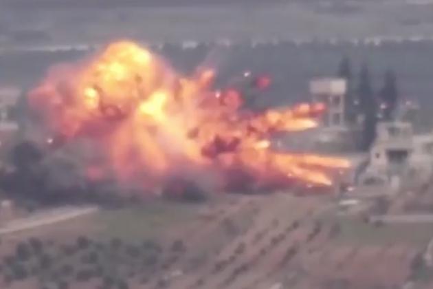 Esplosione in Siria