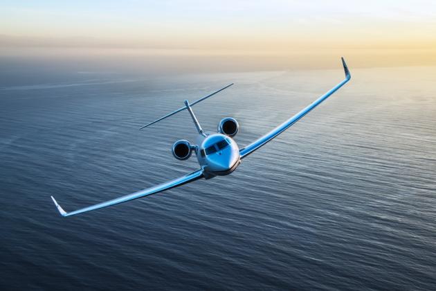 طائرة جلف ستريم G650ER