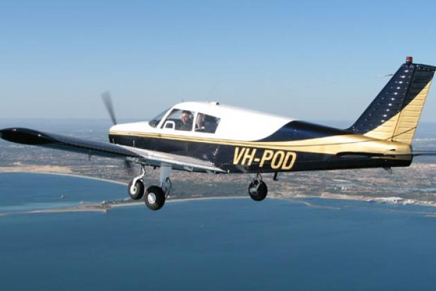 Piper PA-28 Cherokee. Especificaciones. foto