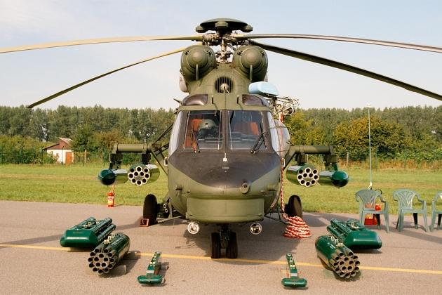 L'elicottero PZL W-3 Sokół