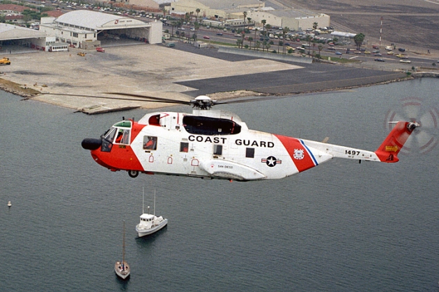 Helicopter Sikorsky S-61R. Specifications. A photo.
