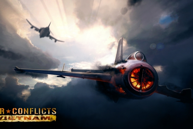 Игра Air Conflicts: Vietnam 2013