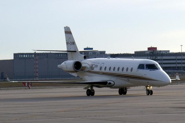 Gulfstream G200. Фото и характеристики.