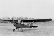 Aeronca 0-58 and L-3 / -16 Grasshopper. A photo. Characteristics.