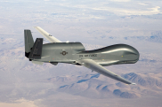 Дрон RQ-4B Global Hawk