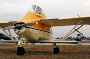 Transavia PL-12 Airtruk. Especificações. Foto.