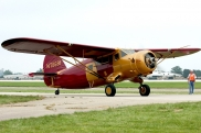 Noorduyn Norseman. Specifications. A photo.