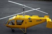 Helicóptero Aeris Naviter AN-2 Enara. Especificaciones. Foto.