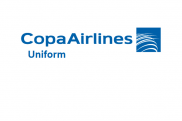 Uniforms stewardess: Copa Airlines. Panama.