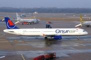 La aerolínea de Onur Air