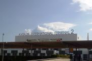 L'aéroport d'Antalya