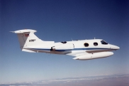 Bombardier LearJet 24. Specifications. A photo