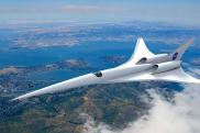 Сверхзвуковой самолёт
