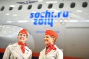 Sochi Olympics began