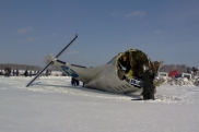 Accidente de avión ATR-72 cerca de Tyumen Airport (Roschino). 2012