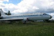 Acidente de avião do Tu-104A perto de Khabarovsk. 1962