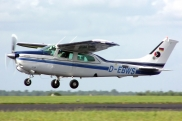 Cessna 210 Centurion. Specifications. A photo