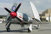 Hawker Furia / Sea Fury. Foto. Características.