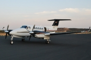 King Air B200GT. Foto. Caratteristiche. Salon.