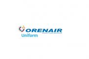 Униформа стюардесс: Orenair (Оренбургские авиалинии). Россия.