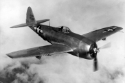 Republic P-47 Thunderbolt. A photo. Characteristics.