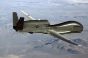 UAV RQ-4 Global Hawk