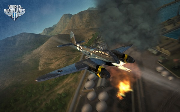 World of Warplanes 3434