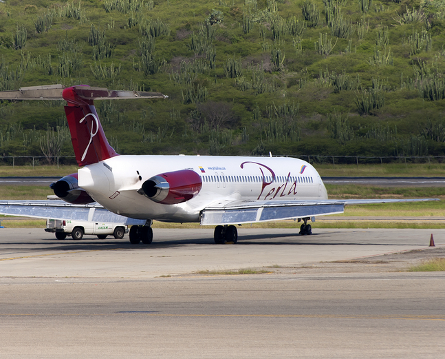Perla Airlines (Airlines Pearl). Official sayt.1