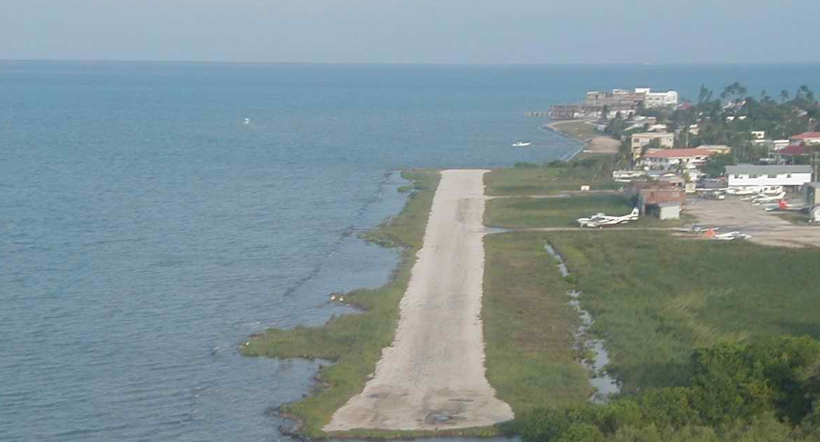 Airport Belize City (Belize City Municipal Airport) .2