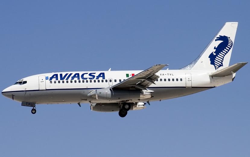 Aviaksa Airline (Aviacsa). Official sayt.1
