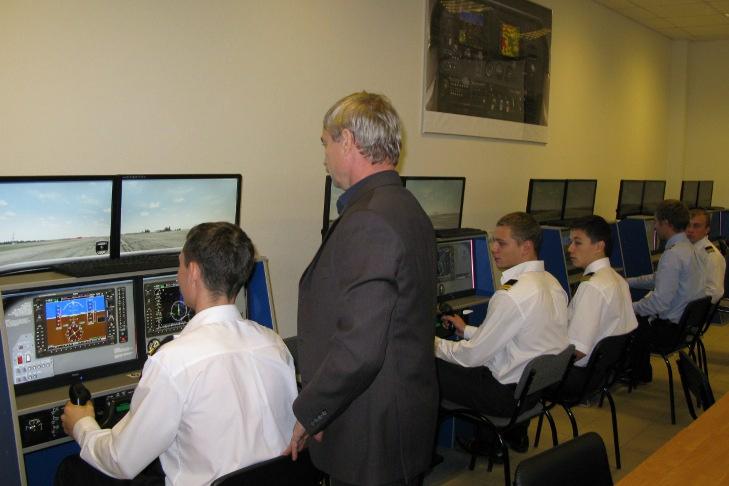 Centre de formation Académie de l'aviation civile contrôle de la circulation aérienne 4
