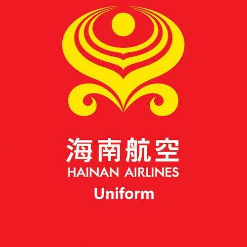 Uniformi di assistenti di volo: Hainan Airlines. Cina.