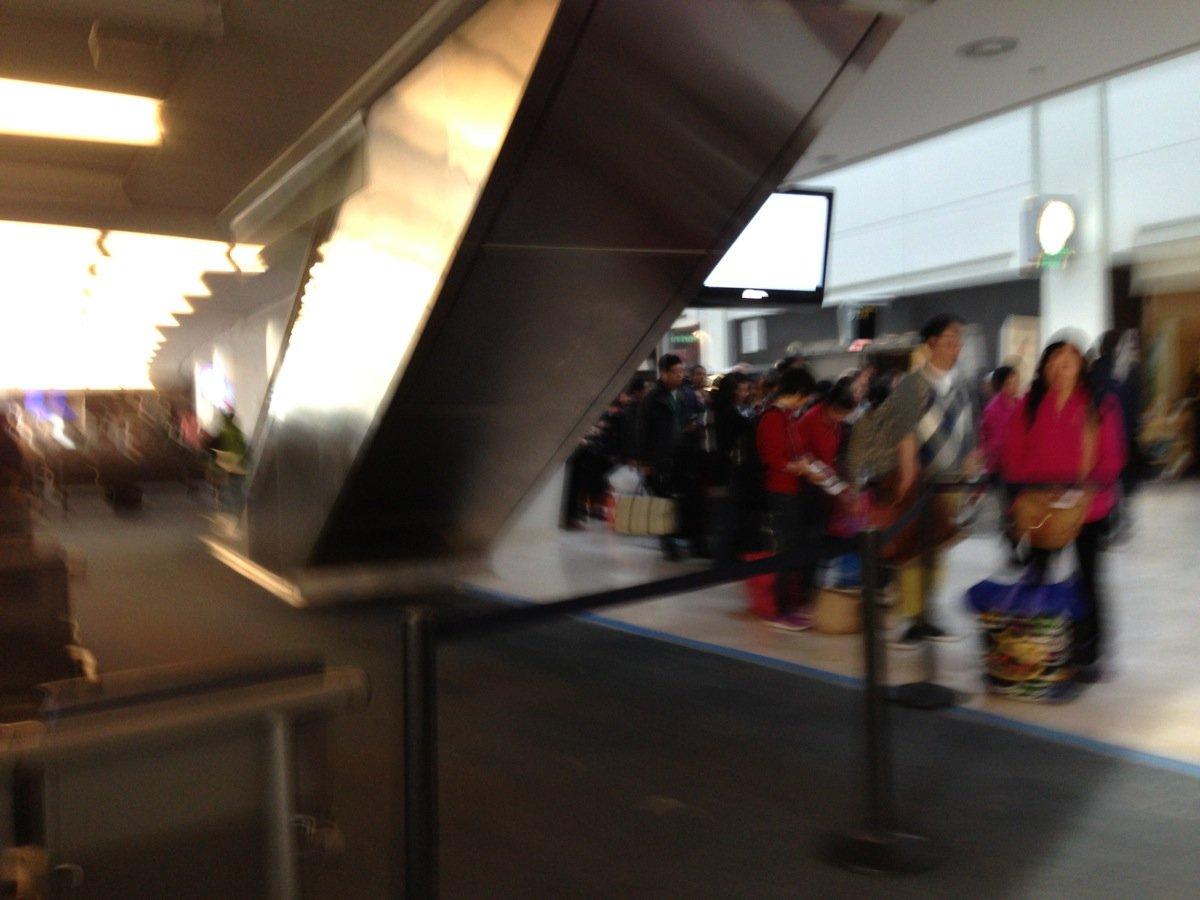Classe tutti gli aeroporti di New York