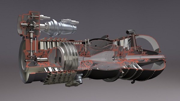 Engine helicopter 2