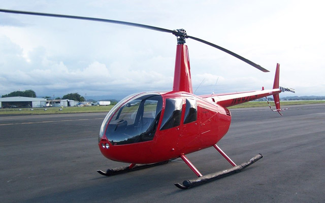 Robinson R44 Clipper
