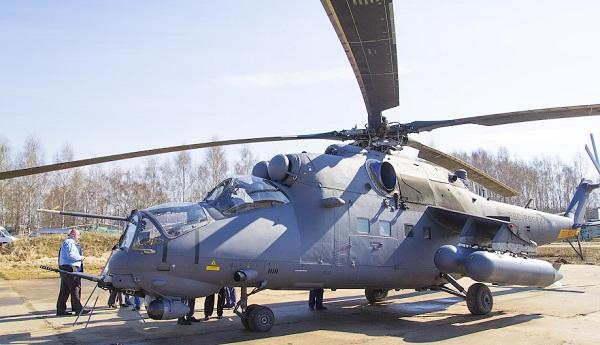 Mi-35 photo