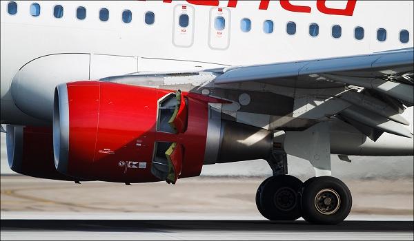 Reverse aircraft