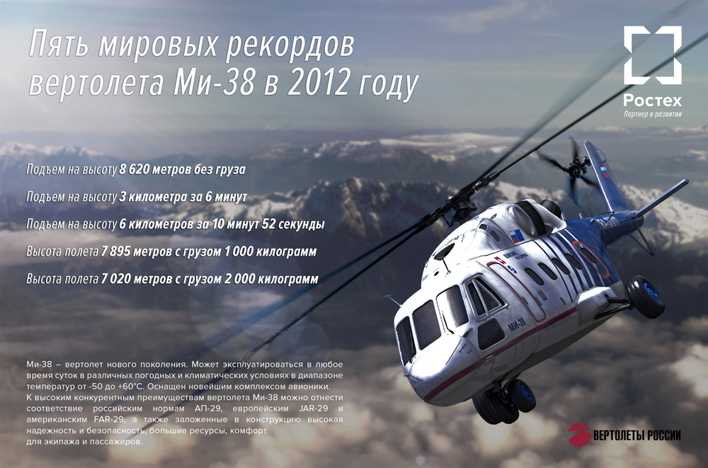 Mi-38 photo booklet
