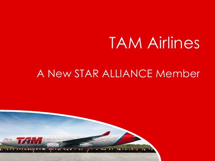 TAM Airlines стар альянс
