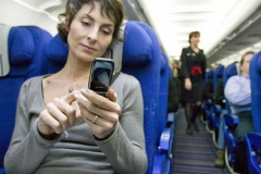 The truth about cell phones on the plane