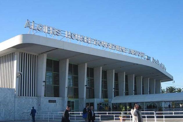 Аэропорт Алжир Хуари Бумедьен