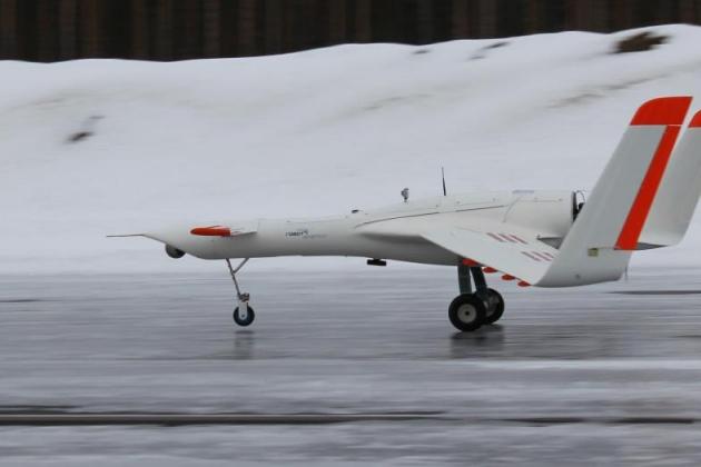 Aerobot Canard. Especificaciones. Foto.
