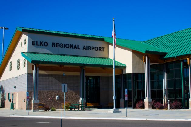 Aéroport Elko