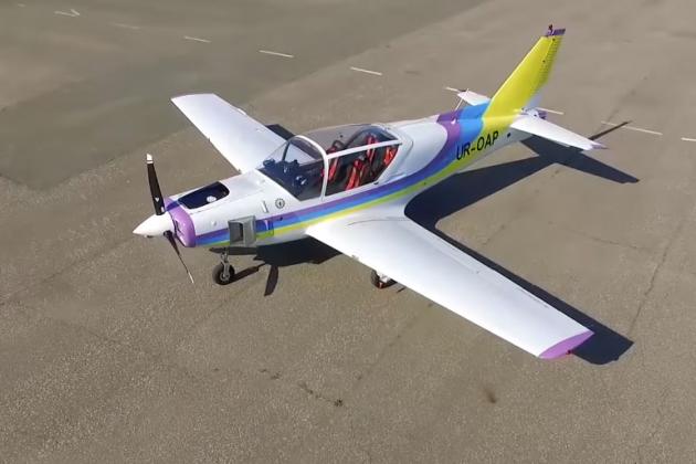 飛行機Y1イルカ