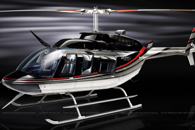 Bell Helicopter 206L4