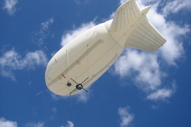 Top I Vision Aerostat. Spécifications. Photo.