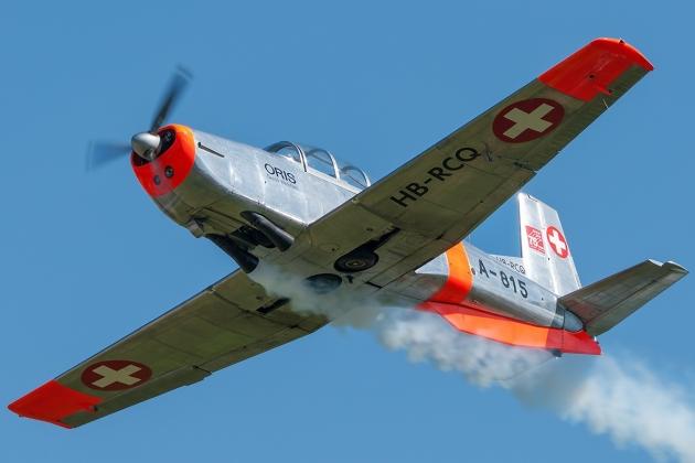 بيلاتوس P-3. مواصفات. الصورة.