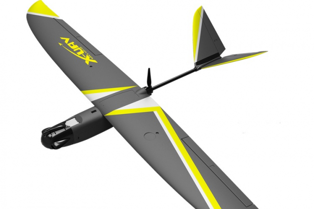 X-UAV One. Specifications. A photo.